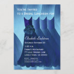 Bridal Luncheon Pretty Bridesmaid Dresses Invitation