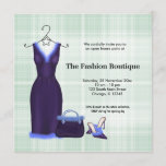 Grand Opening Fashion business Invitation