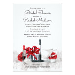 Retro Chic Cosmetics Bridal Shower Card